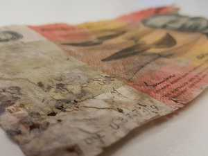 Could this ancient $20 buy you a coffee?