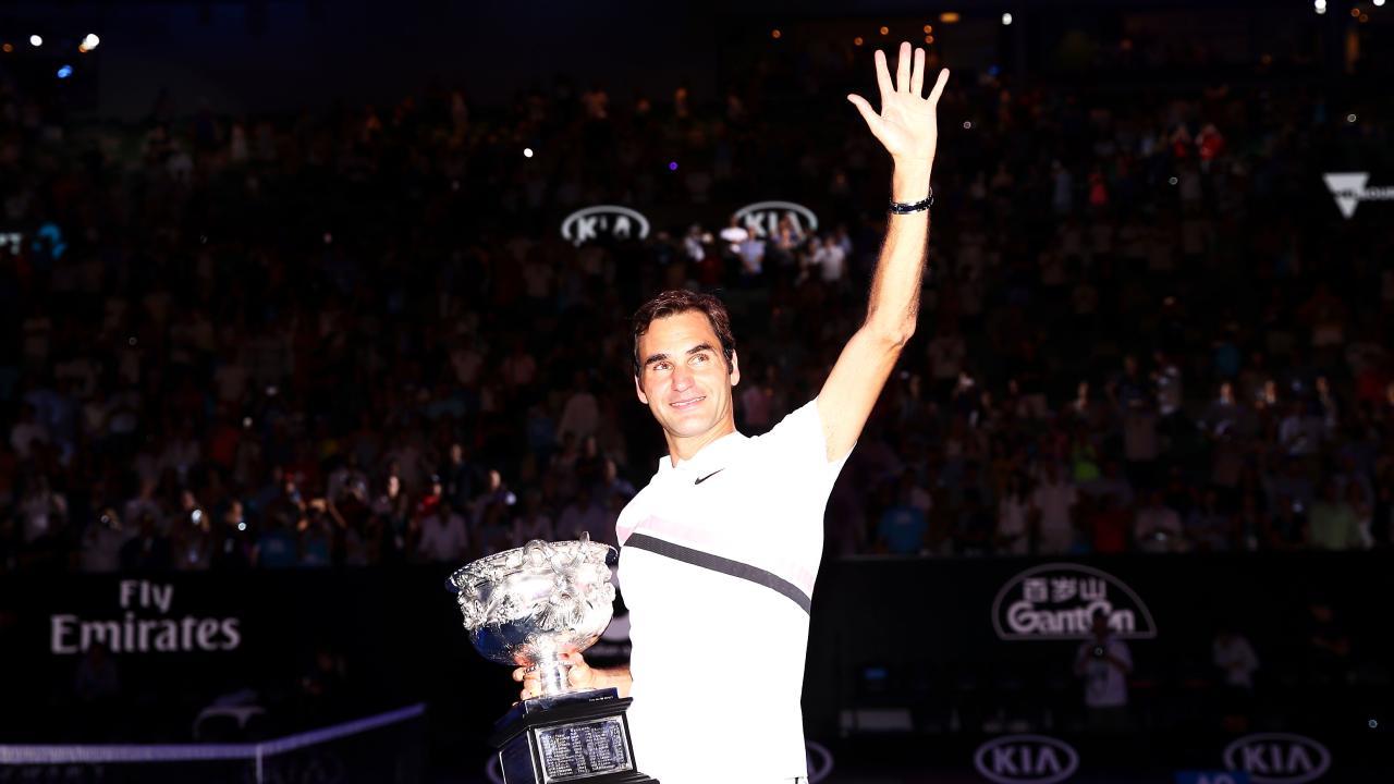 Roger Federer won the 2018 Australian Open