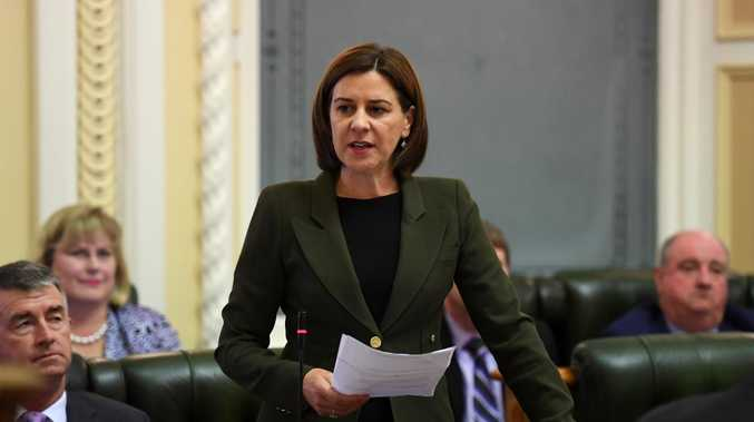 Ms Frecklington said she had carefully considered the Bill and would not be supporting it.