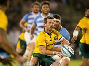 The unlikely key to unlocking Wallabies attack