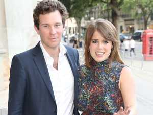 Royal missing from Eugenie's wedding