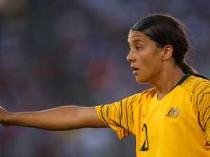 Super Sam: Matildas ace named on Ballon d'Or shortlist