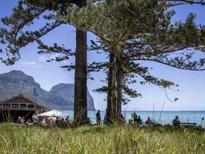 Summer fun at Lord Howe Island festival
