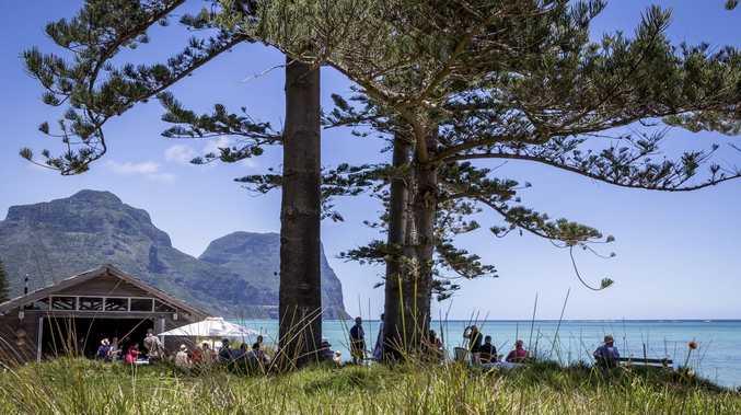 Summer fun at Lord Howe Island festival