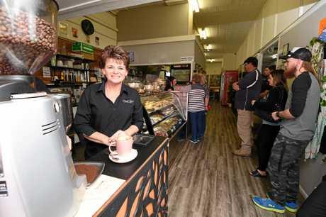 Cheryl-Lyn's Cafe owner Cheryl Ramsay.