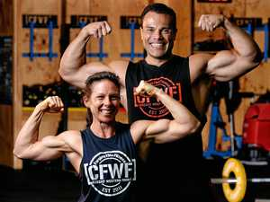 How Ipswich duo became 'Fittest on Earth'