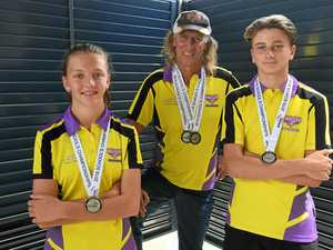 OARSOME RESULT: North Bundaberg rowers get podium finishes