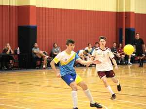 Overseas tour for Warwick futsal star