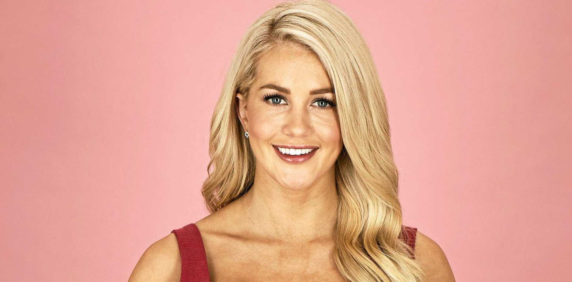 Ali Oetjen says she's very happy about her decision to be the Bachelorette.