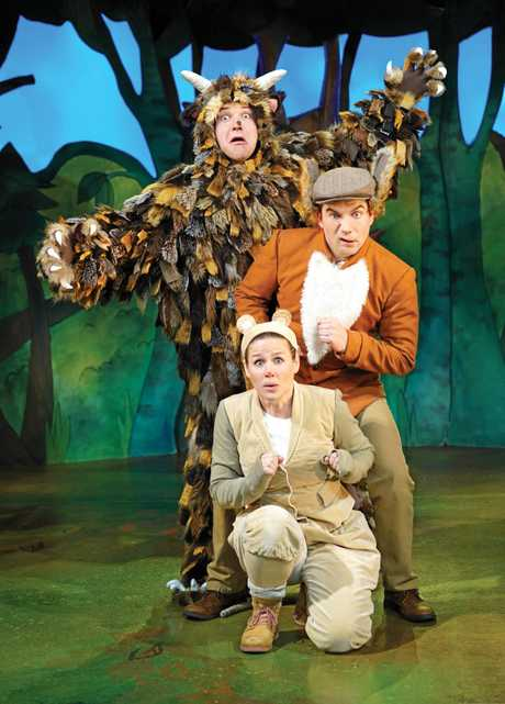The Gruffalo - Live on Stage is one the kids won't want to miss.