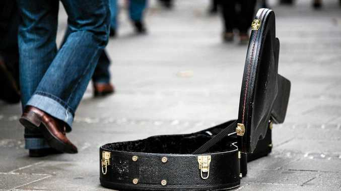 NO BUSKING BLUES: Northern Rivers street performers will pay less than 50 cents a week in a new two year busking licence deal with Lismore Council.