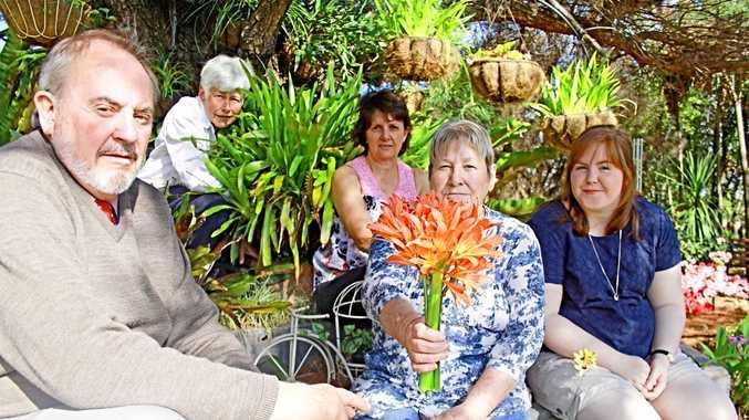 Garden extravaganza returns to brighten your day