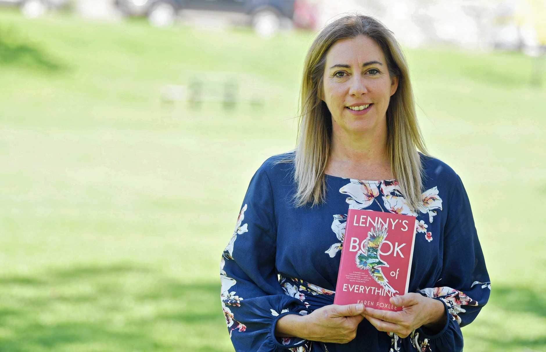 Karen Foxlee Author in Gympie.