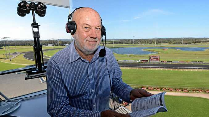MILESTONE CALL: Despite retiring from professional racecalling, Paul Dolan will be in the announcer's box at the Stanthorpe Cup Open this year.