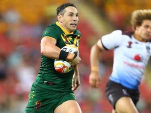 Billy Slater makes shock code switch
