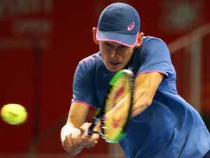 De Minaur sets up Shanghai showdown with Zverev