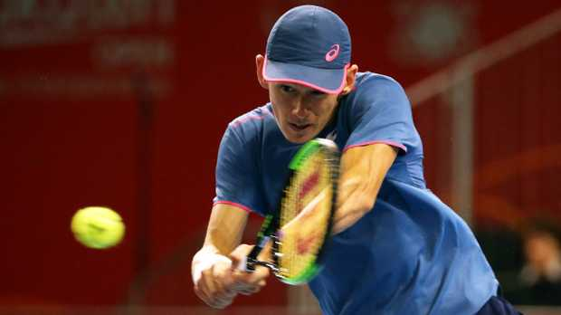 Alex De Minaur can really rise up the rankings with his excellent run in Shanghai.