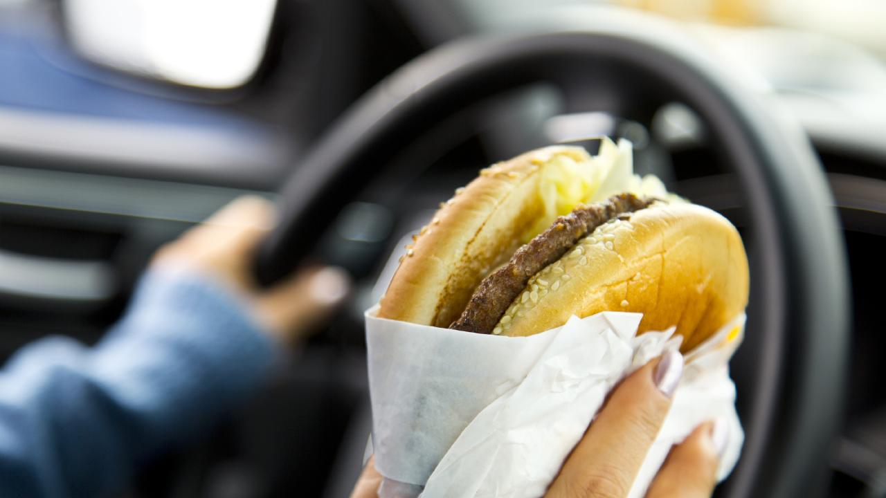 A study has found all the things we do while driving that are dangerous distractions.