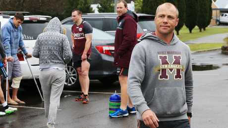 The club aren't interested in bringing Toovey back. (Toby Zerna)