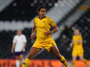 'As good as Kerr': The 'biggest positive' from Matildas draw