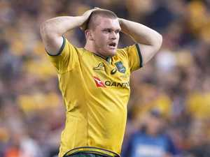Injured Wallabies prop in race for World Cup