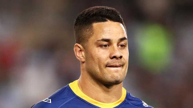 Jarryd Hayne is yet to commit to the Eels. (Mark Kolbe/Getty Images)