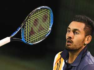 Fed's harsh reality check for Kyrgios
