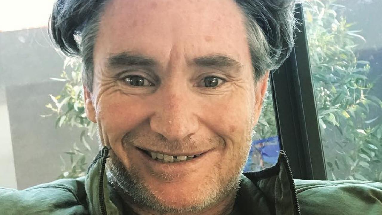 David 'Hughesy' Hughes said he hasn't had a drink or smoked marijuana since quitting in his early twenties.