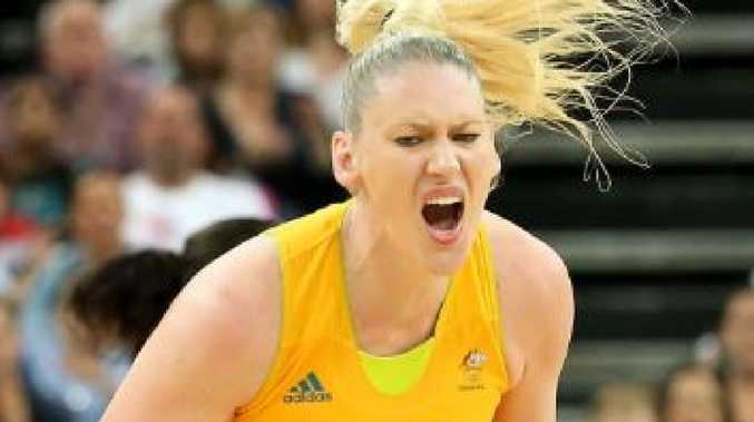 Lauren Jackson was forced to retire in 2016.