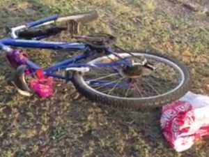 Teenage girl dies after car, bike crash