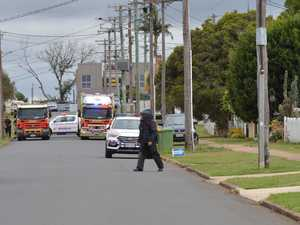 Bomb squad tests device found at North Toowoomba home