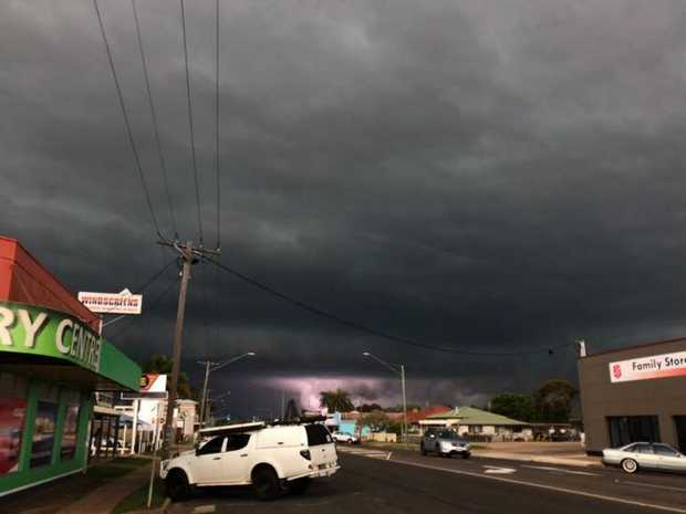 Kingaroy devastating weather