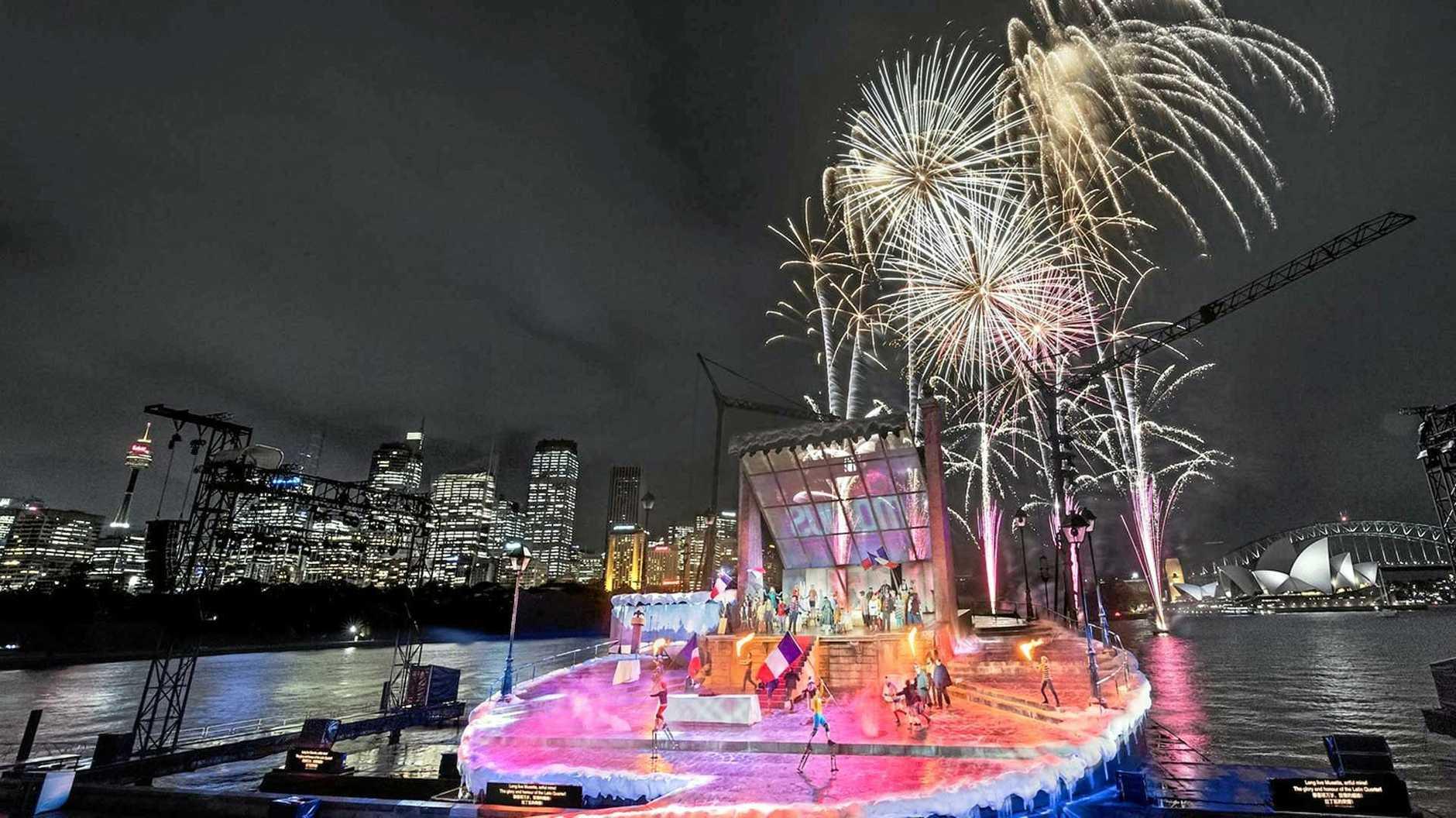 SPECIAL FILM EVENT:  La Boheme  on Sydney Harbour is coming to Majestic Cinemas, Nambour.