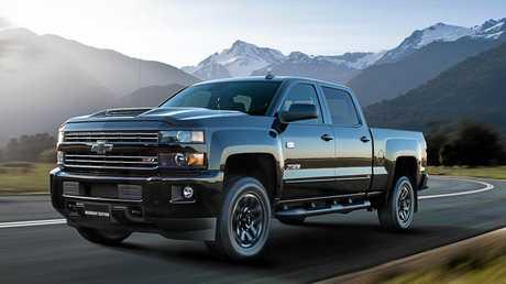 INCOMING: Chevrolet Silverado