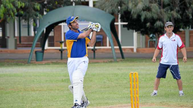 BACK TO IT: Charleville and District Cricket is back in action. Fans can support all the usual teams this year, with a stellar turnout of players.