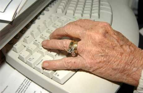 HELPING HAND: Rockhampton Regional Library plans to host computer training sessions to help older residents become more confident with technology.