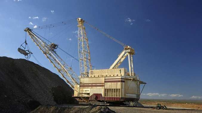 Hail Creek mine.