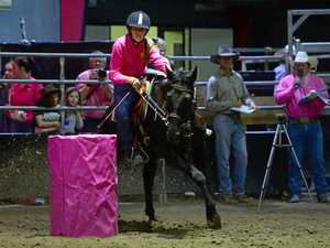 Teen rider keen to repeat winning form at Bulls 'n' Barrels