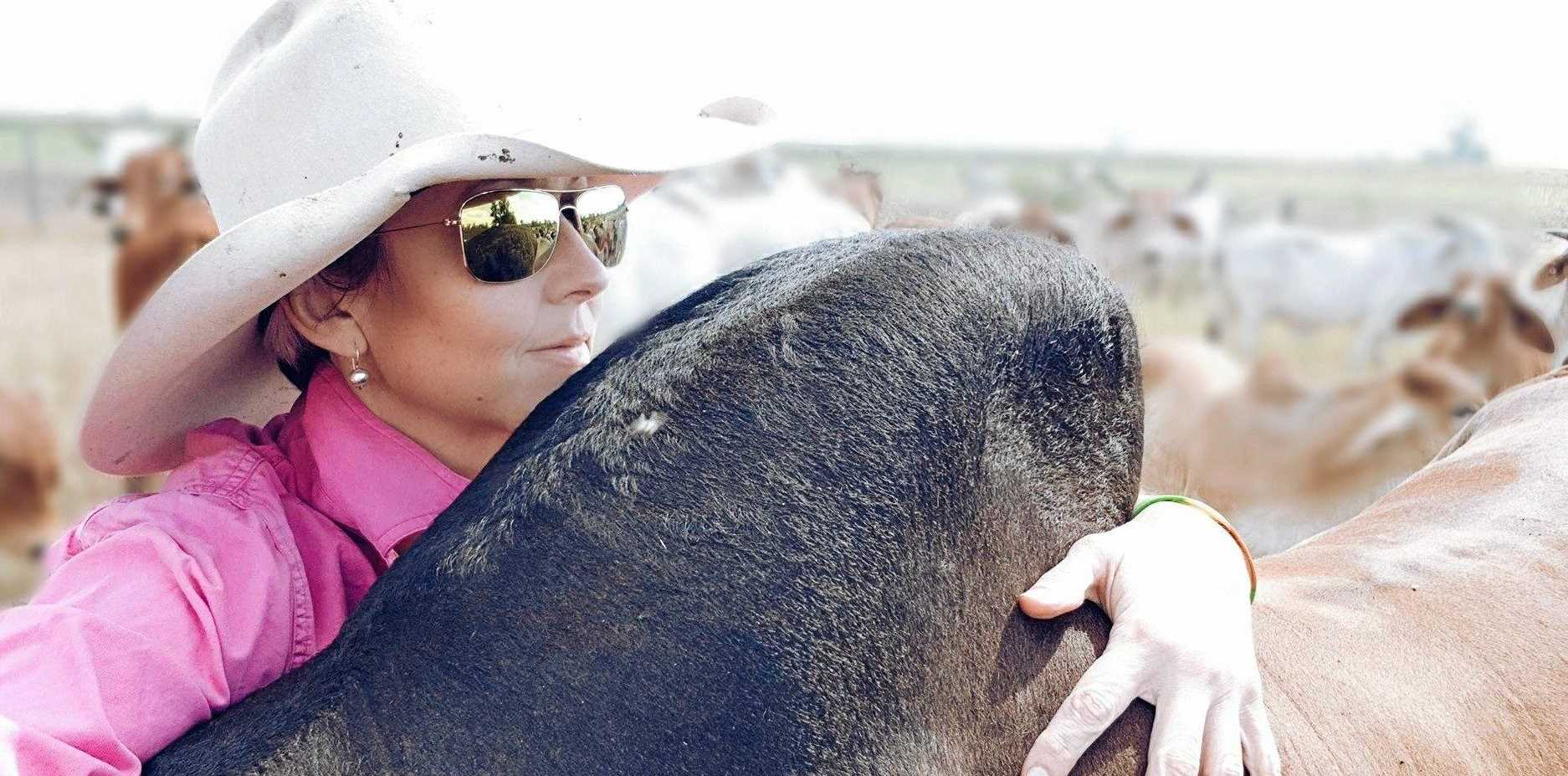 TEXAS BOUND: Grazier Rachael Cruwys is heading to Texas and Florida to study marketing strategies for Brahman cattle which experiences price discrimination at the saleyards