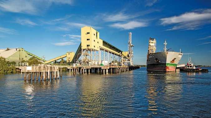 HIGH GROWTH: The Port of Bundaberg.