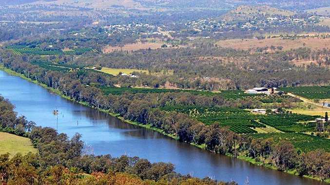 OUR NILE: The Burnett River.