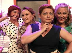 Menopause the Musical is 'on fire' in Caloundra