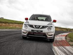 Nissan gives mainstream SUV motorsport makeover