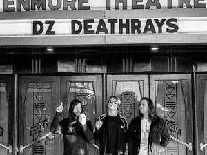 DZ Deathrays score ARIA nomination