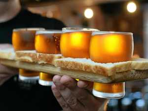 Queensland first: Brewery launches 'bread beer'