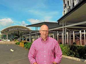 Rob Porter reveals next move after Mackay Airport