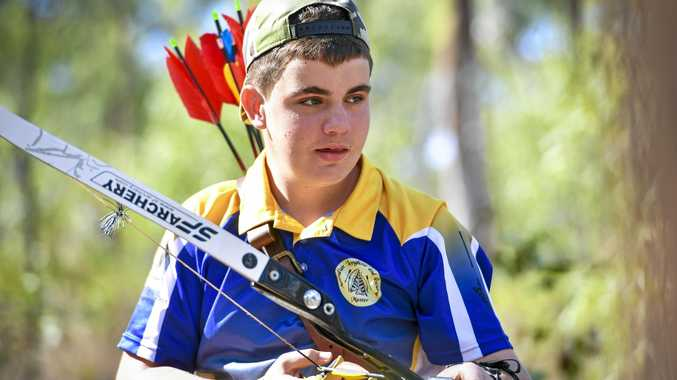 ON TARGET: Gladstone archers are hosting a come-and-try day.