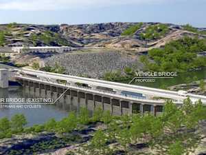 Plan revealed for vital new Brisbane River bridge