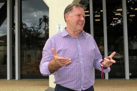 Sunshine Coast Division 10 councillor Greg Rogerson.