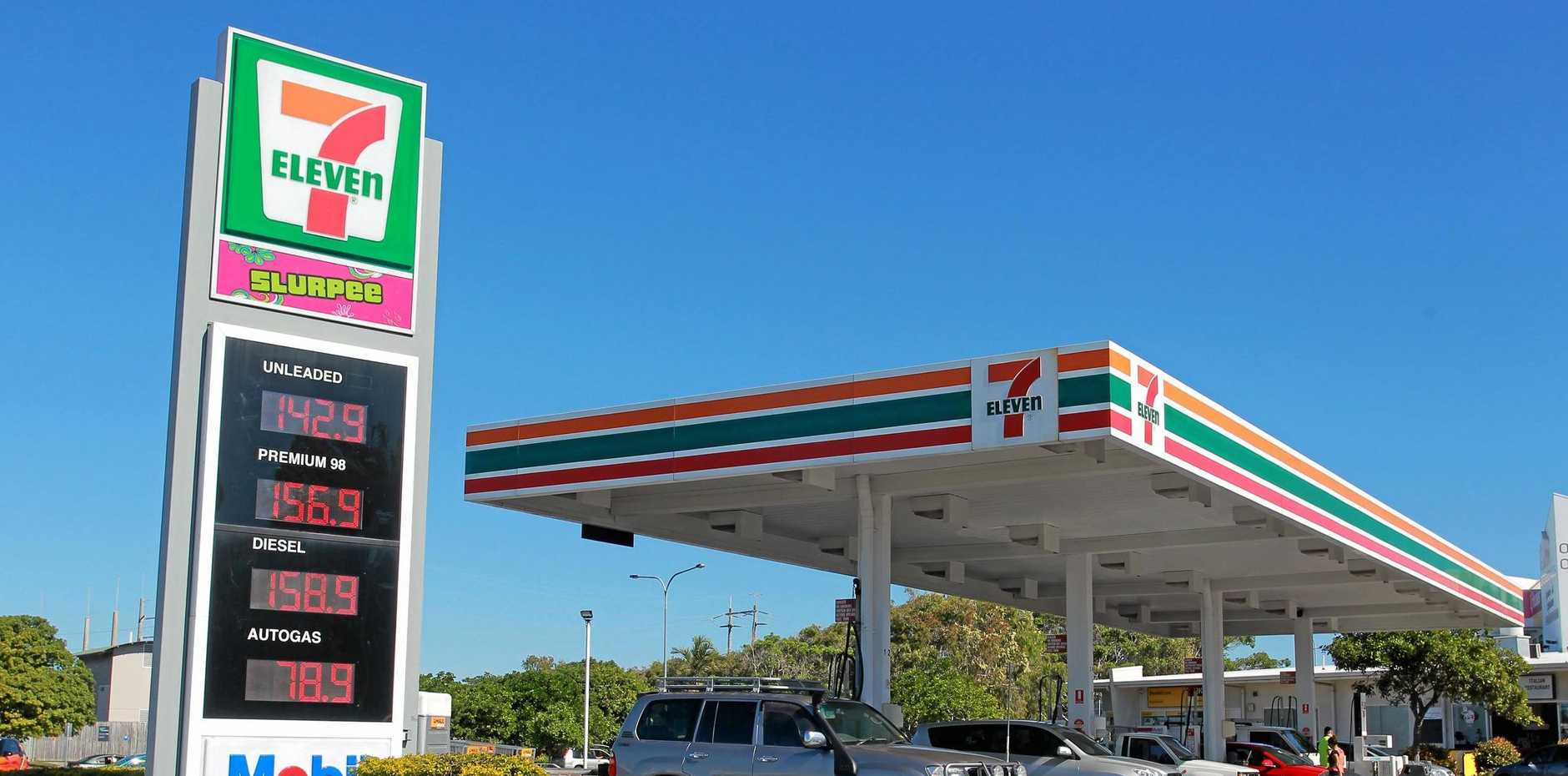 COMING: A new 7-Eleven at Woombye was subject of strong debate.
